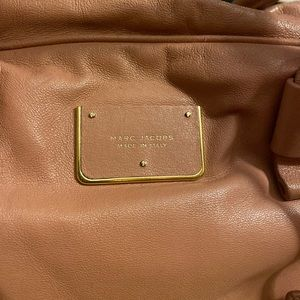 Marc Jacobs Pink Leather Satchel